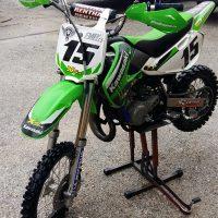 Kawasaki kx 65 2015